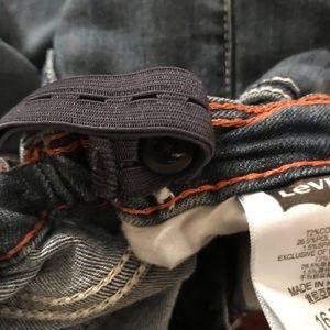 Levi's Jeans - Levi boot cut jeans